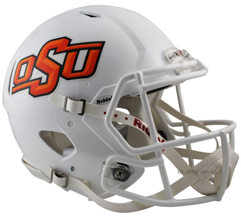 Oklahoma State Authentic Speed Football Helmet