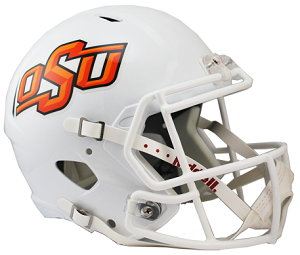 Oklahoma State Replica Speed Helmet