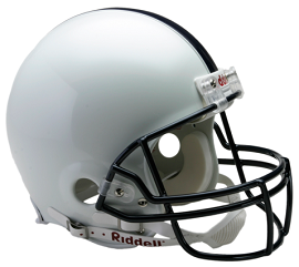 Penn State Authentic Football Helmet by Riddell