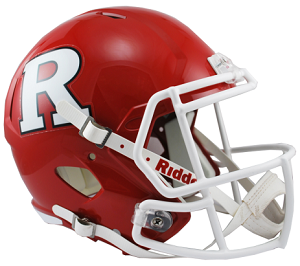 Rutgers Replica Speed Helmet