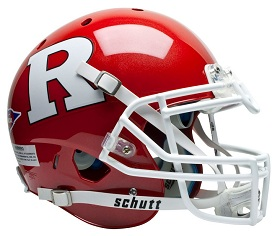 Authentic Rutgers XP Helmet by Schutt