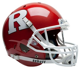 Replica Rutgers XP Helmet by Schutt