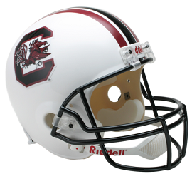 University of South Carolina Replica Football Helmet by Riddell