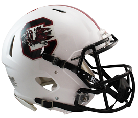 University of South Carolina Authentic Football Helmet