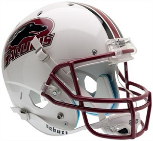 Southern Illinois Salukis Full Size Replica XP Helmet