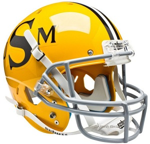 Southern Miss Golden Eagles Replica XP Football Helmet