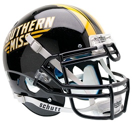 Southern Miss XP Football Helmet