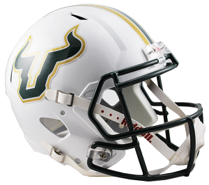 University of South Florida Replica Speed Helmet