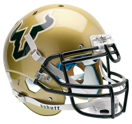 Authentic University of South Florida XP Helmet