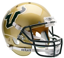 Replica University of South Florida XP Helmet