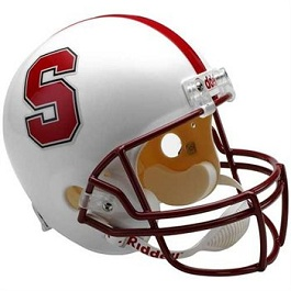 Stanford Cardinal Full Size Replica Football Helmet by Riddell