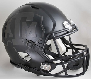 Texas A&M Aggie Nights Authentic Speed Helmet