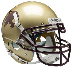 Texas State XP Football Helmet