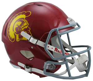 USC Trojans Replica Speed Helmet