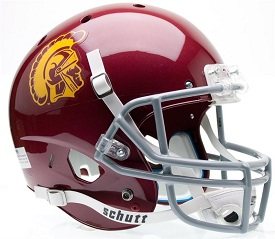 Replica USC Trojans XP Football Helmet