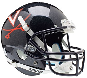 Replica University of Virginia XP Helmet by Schutt