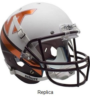 Replica Virginia Tech 2015 Alt. XP Helmet