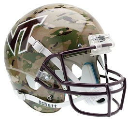 Replica Virginia Tech Camo XP Helmet