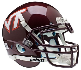 Authentic Virginia Tech XP Helmet