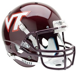Replica Virginia Tech XP Helmet