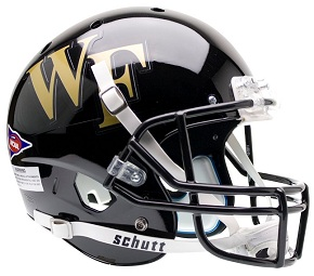 Wake Forest XP Football Helmet